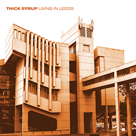 Living In Leeds gringo records release WAAT068